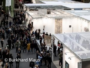 Galerie Kurimanzutto, Burkhard Maus