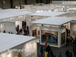 Galerie Michael Werner, Burkhard Maus