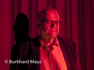 Dieter Krieg, © Burkhard Maus
