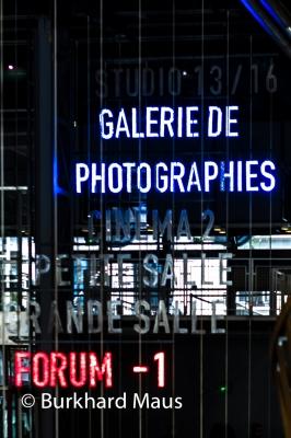 Centre Pompidou, Burkhard Maus