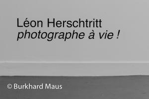 Léon Herschtritt, © Burkhard Maus