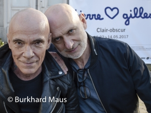Pierre et Gilles, © Burkhard Maus