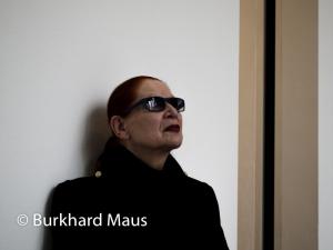 Katharina Sieverding, © Burkhard Mau