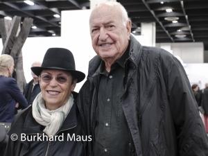 Merea und Don Rubell, © Burkhard Maus