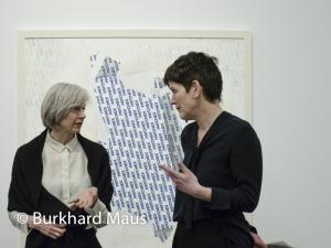 Rita Kersting, Gisela Capitain, © Burkhard Maus