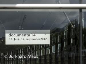 Documenta 14, © Burkhard Maus