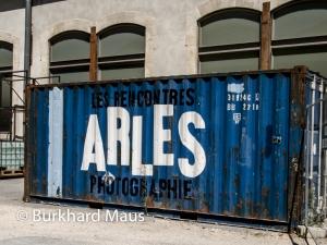 Les Rencontres d'Arles, © Burkhard Maus