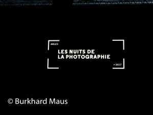 Les Rencontres d'Arles 2017, © Burkhard Maus