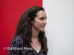 Audrey Hoareau, © Burkhard Maus