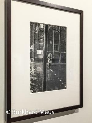 Henri Cartier-Bresson, © Burkhard Maus