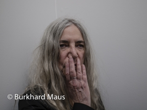 Patti Smith, © Burkhard Maus