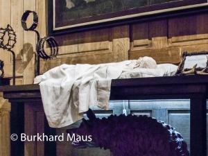 Sophie Calle, © Burkhard Maus