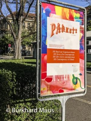 Parkett, © Burkhard Maus