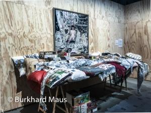 "Mari Katayama, ""I am wearing little high heel"",  Biennale Venedig 2019"