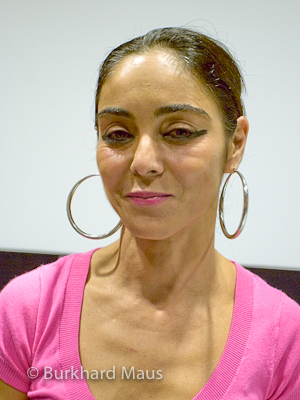 Shirin Neshat, (Portrait)