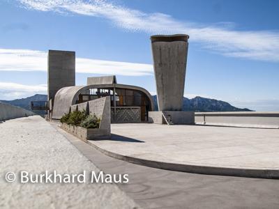 Le Corbusier, Cité Radieuse, Marseille, Burkhard Maus
