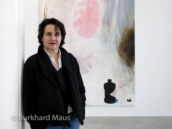 "Monika Baer, ""Grosse Spritztour"", Museum Abteiberg (Portrait)"