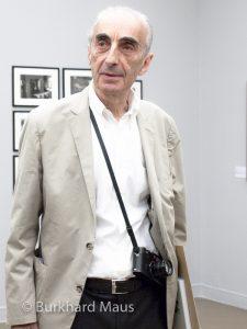 Portrait von Benjamin Katz, Musée d'Art Moderne de la Ville de Paris