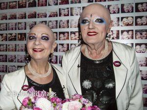 Eva & Adele, Portrait, Musée d'Art moderne de la Ville de Paris