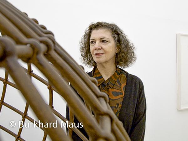 Portrait von Mona Hatoum