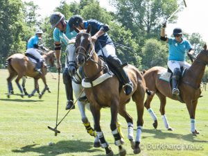 Bentheimer Polo Country Club, Turnierszene Internationale Bentheimer Polo Tage 2015