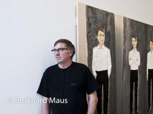 Stephan Balkenhol - Portrait