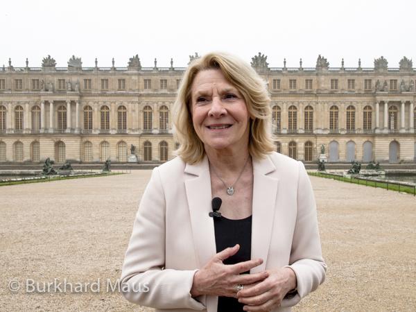 Catherine Pégard , Château Versailles