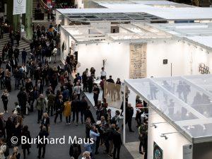 Galerie Kurimanzutto (m.) (détail), FIAC 2016, Grand Palais