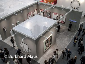 Galerie Sprüth Magers (détail), FIAC 2016 Grand Palais, Paris