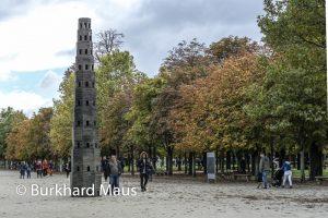 Pezo Von Ellrichshausen - Jardin des Tuileries / La Foire Internationale d'Art Contemporain