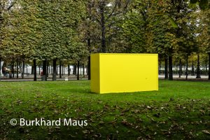 Joe Bradley - Jardin des Tuileries / La Foire Internationale d'Art Contemporain