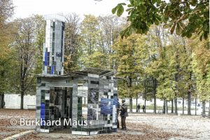 Thomas Kilpper - Jardin des Tuileries / La Foire Internationale d'Art Contemporain