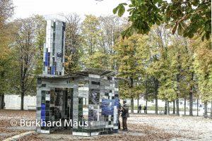 Thomas Kilpper - Jardin des Tuileries / La Foire Internationale d'Art Contemporain
