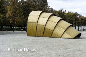 Ron Arad - Jardin des Tuileries / La Foire Internationale d'Art Contemporain