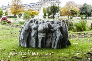Julien Tiberi - Jardin des Tuileries / La Foire Internationale d'Art Contemporain