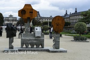 Michael Sailstorf -Jardin des Tuileries / La Foire Internationale d'Art Contemporain