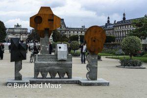 Michael Sailstorf -Jardin des Tuileries / La Foire Internationale d'Art Contemporain