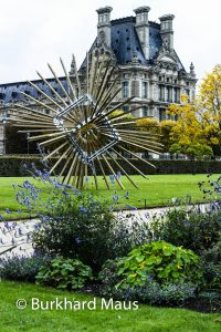 Vincent Mauger -Jardin des Tuileries / La Foire Internationale d'Art Contemporain