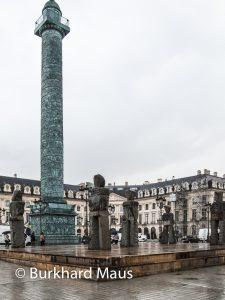Ugo Rondinone (détail) - Place Vendôme/ La Foire Internationale d'Art Contemporain