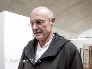 Anselm Kiefer, Paris (Portrait)