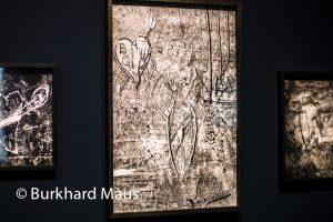"""Brassaï, """"Sans titre, del a série Graffiti (L'amour)"""" (détail), entre Pompidou, Paris"""