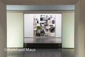 """Robert Rauschenberg, """"Salvage"""", Galerie Thaddaeus Ropac, Paris"""
