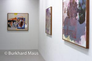 """Robert Rauschenberg, """"Untitled (Salvage) (l.)"""", """"Untitled (Salvage)"""" (m.), """"Shade (Salvage"""" (r.), Galerie Thaddaeus Ropac, Paris"""