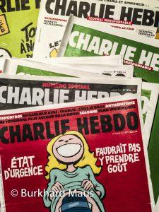 Charlie Hebdo (Ausgaben))