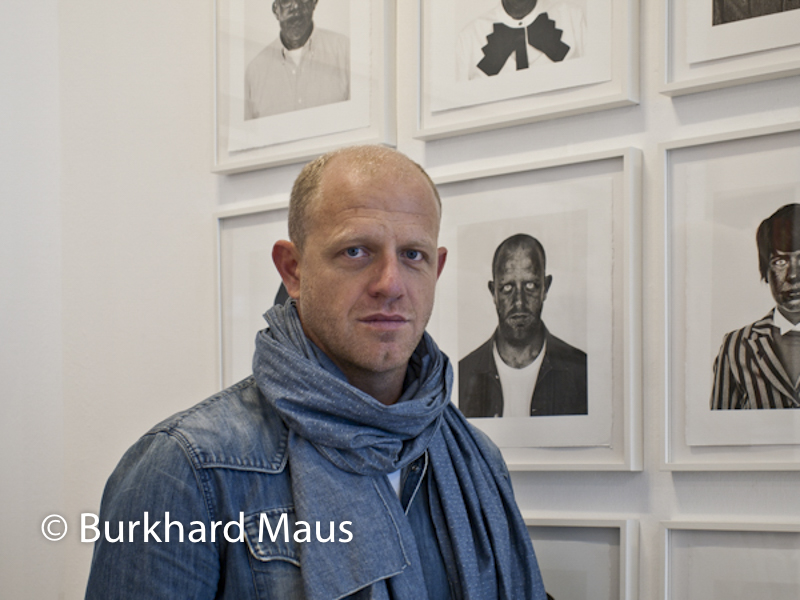 "Pieter Hugo ""Corporeality"" (détail), Galerie Priska Pasquer (Portrait)"