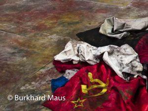 """Ivan Grubanov """"United Dead Nations"""" (détail), Pavillon Serbia, Esposizione internazionale d'arte di Venezia, Venise"""