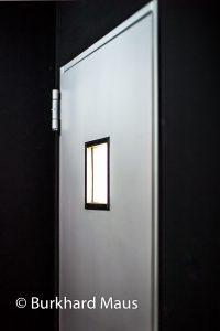 """Gregor Schneider, """"Wand vor Wand"""", Bundeskunsthalle"""