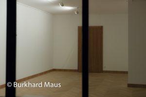 """Gregor Schneider, """"Sterben oder Verlängerung des Lebens"""" (détail) / """"Wand vor Wand"""", Bundeskunsthalle"""