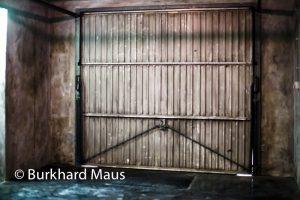 """Gregor Schneider, """"Garage"""" (détail) / """"Wand vor Wand"""", Bundeskunsthalle"""