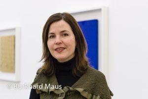 Katia Baudin, Kunstmuseen Krefeld (Portrait)